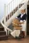 Freelift Rembrandt Curved Stairlift