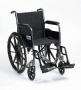 Silver Sport Wheelchair